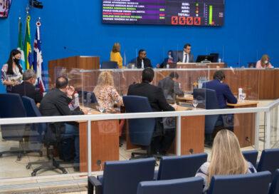 Câmara aprova projetos do Executivo que alteram Lei Orgânica e Comus
